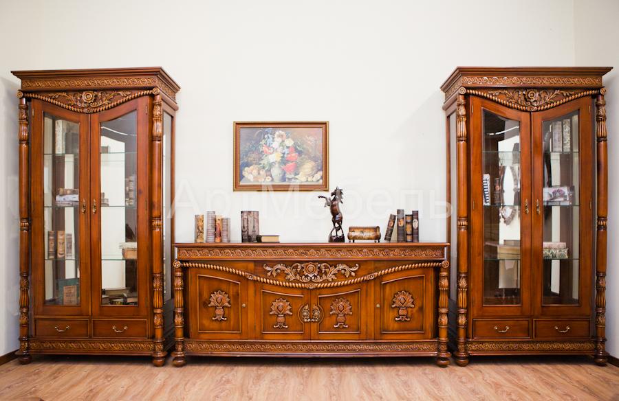 Мебель Для Гостиных Из Массива В Москве