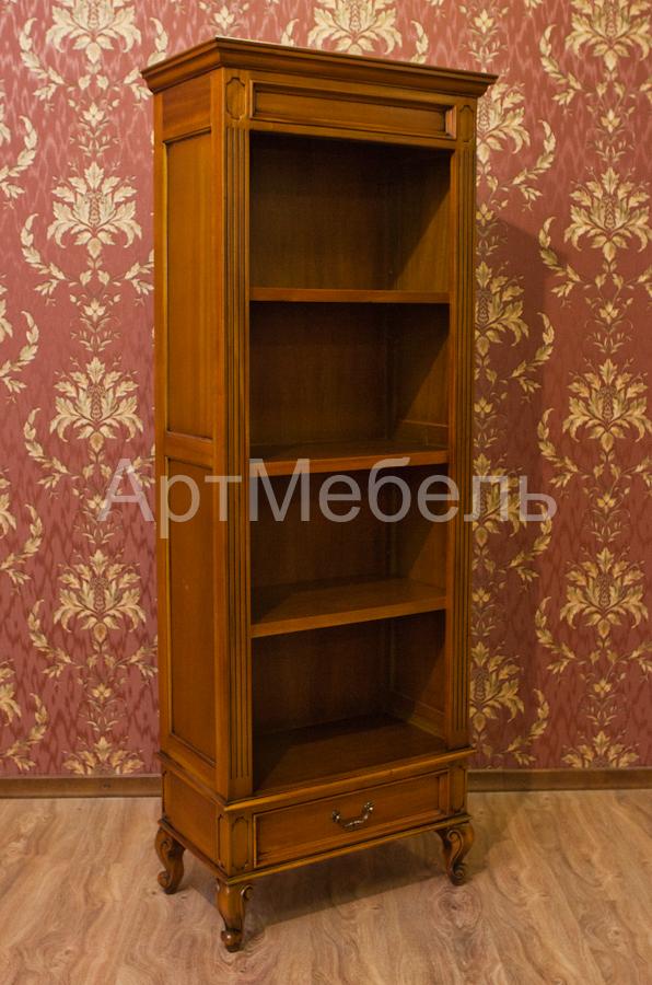 Мебель из индонезии: стеллаж книжный st3.