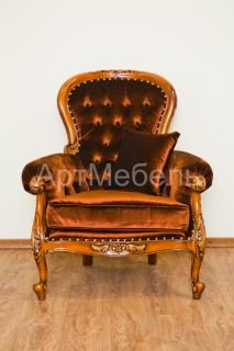 Кресло классическое GRANDFATHER